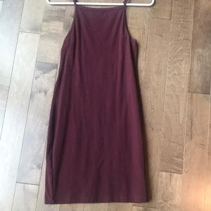 Dresses & Skirts - American apparel cotton dress
